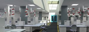 BIM Laboratory Design Enlab Oman LNG