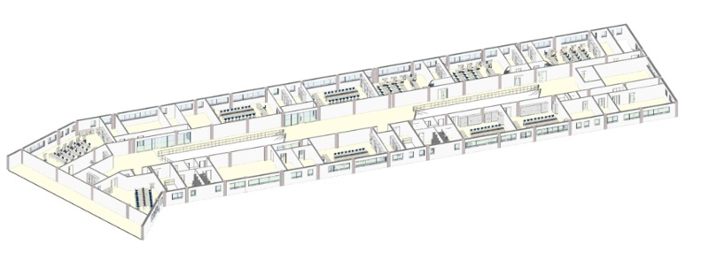 BIM Laboratory Design Wuxi Project example