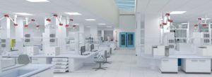 BIM Laboratory Design Kotterman Example