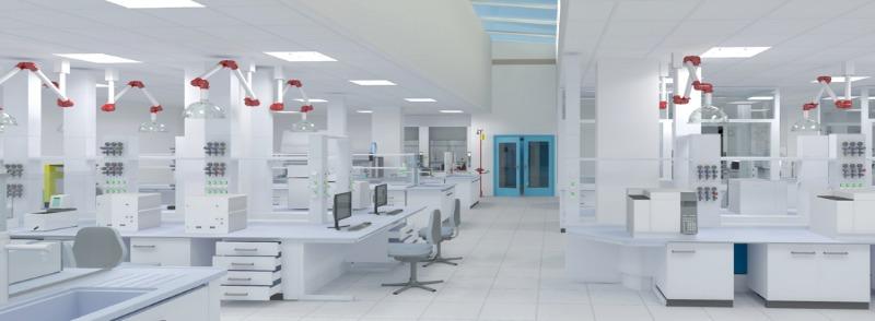 BIM Laboratory Design Kotterman Example